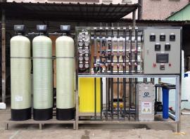 井水处理设备除铁除锰反渗透水处理设备 工业软化水处理设备