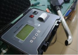 油烟检测仪功能*齐全的LB-7022便携式(直读式)快速油烟监测仪