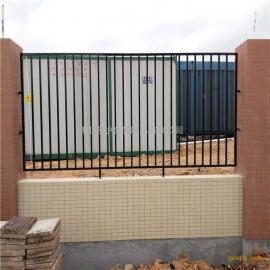 锌钢栅栏厂家 厂区围墙护栏 检疫区隔离栏直销