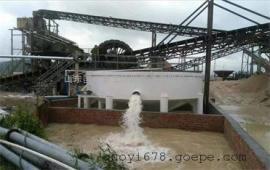 水洗砂污水处理设备