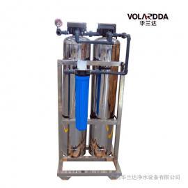 提供别墅安全用水 处理井水发黄铁锰超标 华兰达全自动净水设备