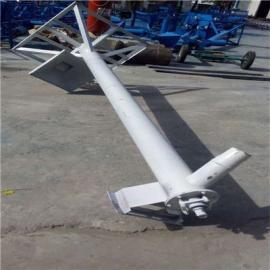 325管径混凝土螺旋提升机 耐酸碱化工粉料提升机