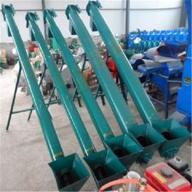 不锈钢板材倾斜使用密封型螺旋上料机 来电咨询