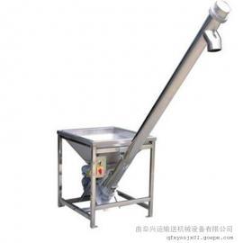 榨油坊用可移动且高低可调的不锈钢螺旋上料机