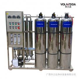 卫生级别反渗透设备 纯净水设备工程华兰达厂家长期承接工程