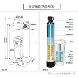 水硬度高对锅炉有哪些危害 就选华兰达软水器降低水硬度效果好