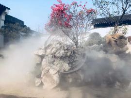 雾森系统 高压喷雾加湿 人工雾 喷雾系统报价