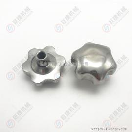 不锈钢手轮人孔手孔梅花手轮 人孔专用梅花手轮m12 M14 M16