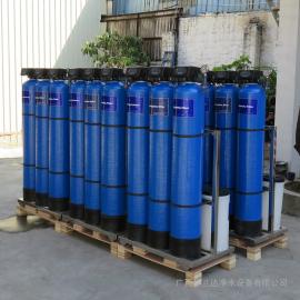 华兰达软水器 大规模家有软水机本行做到水质有水垢强度高问题
