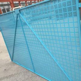 实体厂家生产爬架网 钢板网厂爬架网 出售建筑爬架网