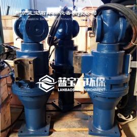 1.5kw潜水低速推流器QJB1.5/4-1100/2-60/P