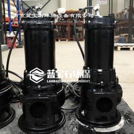 3kw增强型抗堵塞潜水排污泵AS30-2CB