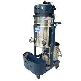 家具厂用大型工业吸尘器超强吸力3600W吸铁屑颗粒焊渣吸尘器