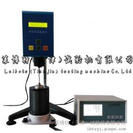 LBTL-35沥青布氏旋转粘度试验仪 布洛克菲尔德粘度计