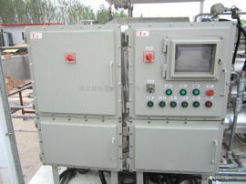 PLC触摸屏防爆控制箱气体分析仪防爆控制箱温控仪表控制箱
