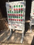现场5.5KW电机防爆控制箱加热器防爆控制箱防爆控制箱厂家