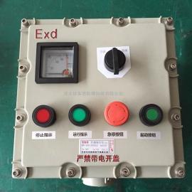 数显表防爆控制箱远程控制稳压泵3KW污水泵控制