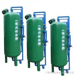 华兰达厂家长期承接新建农寸地下水净化设备一体化净水设备工程