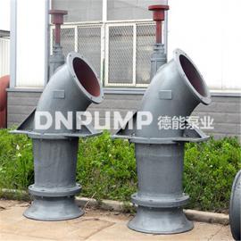 灌溉泵站用600ZLB双基础轴流泵