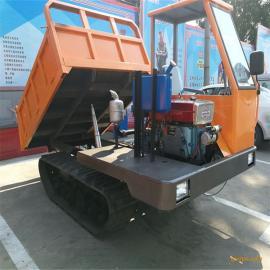 履带式水利工程运输车配置高产品