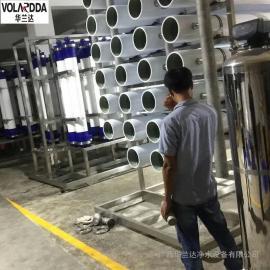 华兰达承接桶装水厂 矿泉水净化系统工程 UF超滤设备出水稳定
