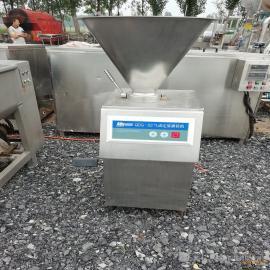 二手灌肠机 气动定量灌装机 制肠机