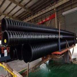 提供钢带增强聚乙烯(PE)螺旋波纹管