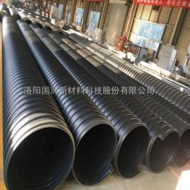 地下排污管的规格,钢带波纹管