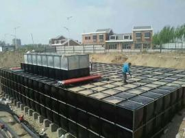 地埋式水箱厂家 地埋水箱 抗浮地埋水箱