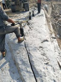 采石场岩石分裂机破石器厂家