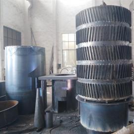 快达牌热风炉-供热设备-单调设备佩戴的 燃煤 燃油-燃气