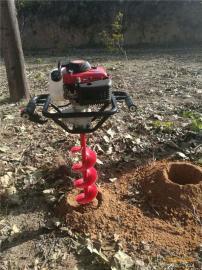 小型植树挖洞机种树必备