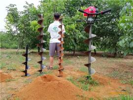 新一代手扶式电线杆挖坑�C厂家直销