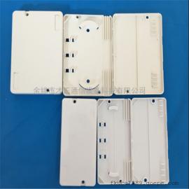 厂家直销三芯3进3出皮线光纤热缩套管保护盒