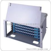 才玉牌光纤单元箱,48芯ODF光纤配线单元箱配线架