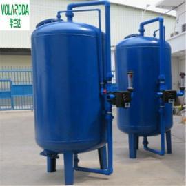 华兰达牌预处理石英砂过滤器 小区家用厨房水质净水设备厂家直销