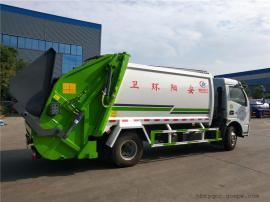 江淮小型4-6方压缩垃圾车 程力环卫垃圾车厂家