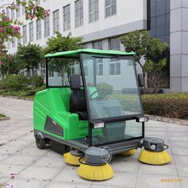 环卫道路清扫车 玛西尔驾驶式电动扫地车DQS18A