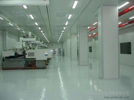 万级净化车间设计装修,百级至三十万级净化车间,净化工程