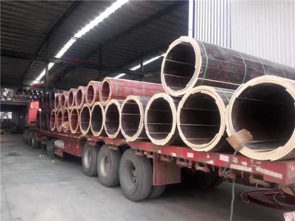 各种规格圆柱木模板可定制加工日京建材快速安装