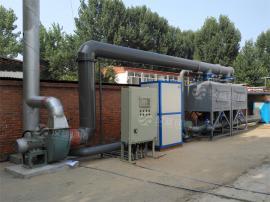 烘烤箱辊涂废气处理 RCO催化燃烧设备 工业VOCs有机废气净化设备