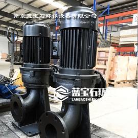 WL立式排污泵双流道立轴式潜水排污泵