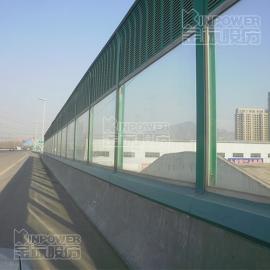 常用的透明板隔声屏障材质是什么