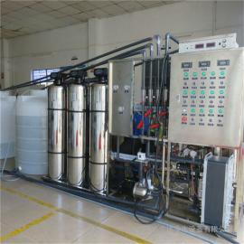 华兰达定制不锈钢EDI反渗透设备 电子行业超纯水设备高质量
