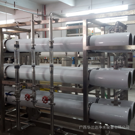 华兰达供应电泳漆生产用水UF超滤设备 医院直饮水设备