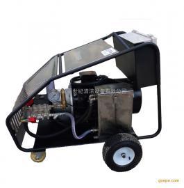 500公斤铸件膜壳铜雕水喷砂环保清洗机厂家高压清洗机