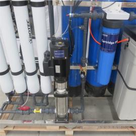 临海自家用商业用海水淡化设备 反渗透纯净水处理设备华兰达厂家