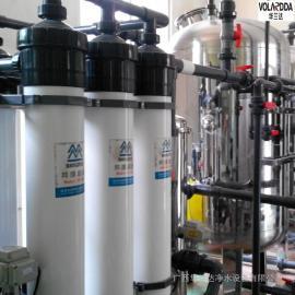 供应华兰达品牌CE认证超滤矿泉水设备 山泉水生产直饮水设备