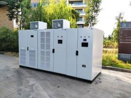 发电机供电的电机如何选择软起动装置腾辉TH-HVF