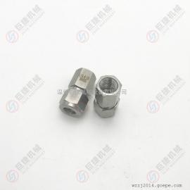 4-16卡套接头内螺纹卡套式终端接头 卡套式终端接头